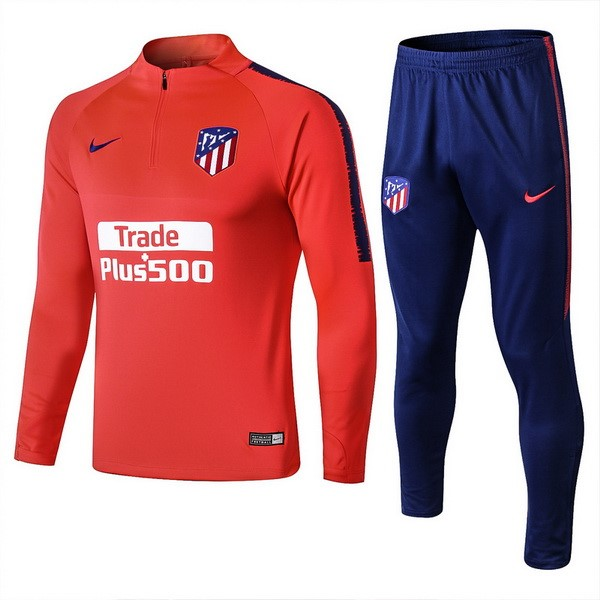 Chandal Atletico Madrid 2018-19 Rojo Claro