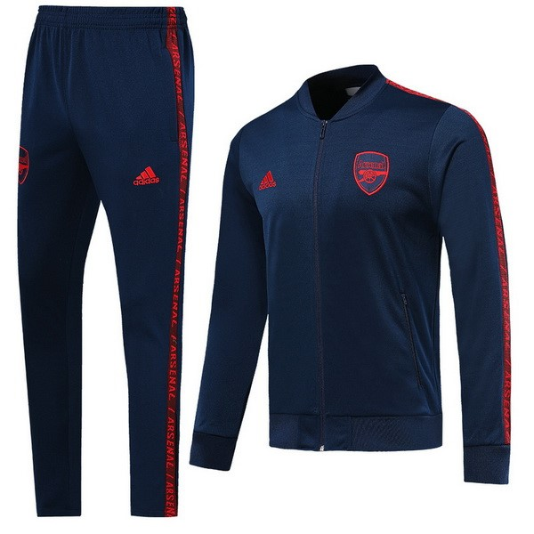Chandal Arsenal 2019-20 Azul Rojo