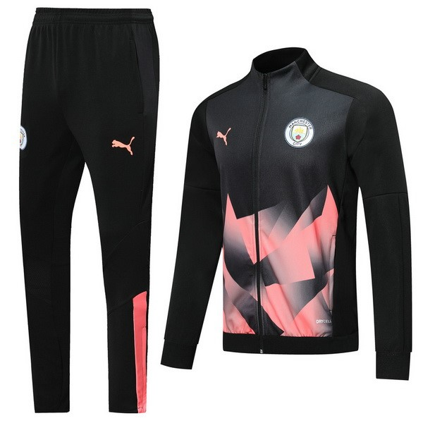 Chandal Manchester City 2019-20 Negro Rosa