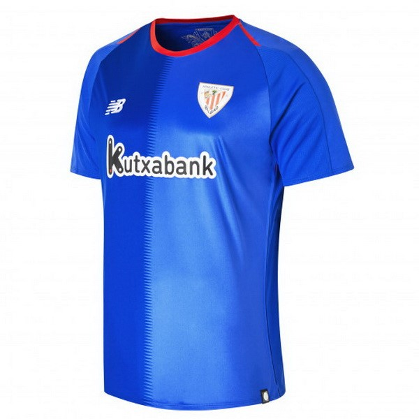 Camiseta Athletic Bilbao Replica Segunda 2018-19 Azul